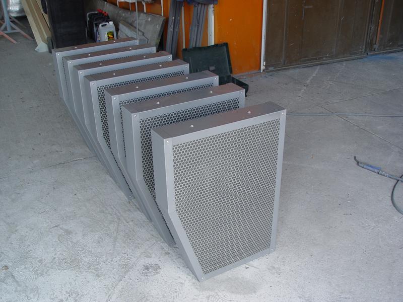 baffle acoustique baffles acoustiques sur mesure bouygues. Black Bedroom Furniture Sets. Home Design Ideas